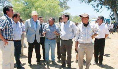 Extenderán el Plan de Desarrollo Ganadero de Jáchal