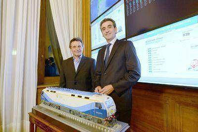 El viernes 21 inician las pruebas del nuevo tren Buenos Aires-Mar del Plata