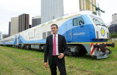 El 21 de noviembre llega el nuevo tren a Mar del Plata