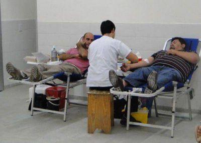 Salud realiza una nueva colecta de sangre este viernes en la UNNE