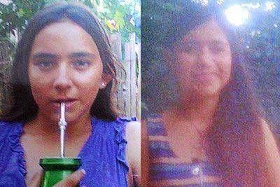 Tres Isletas: Desesperada búsqueda de dos adolescentes desaparecidas el lunes