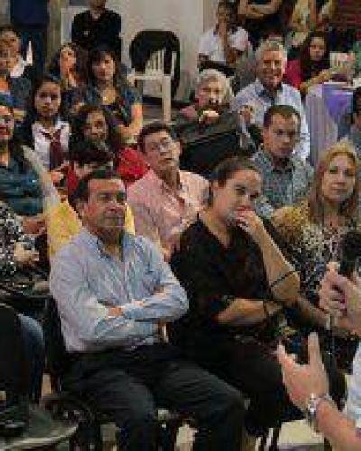 Jornada intergeneracional del buen trato hacia los Adultos Mayores