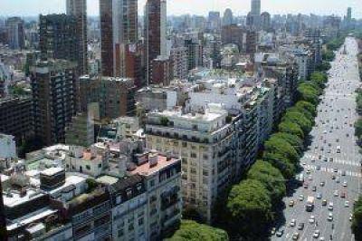 Ciudad: sigue sin repuntar el sector inmobiliario
