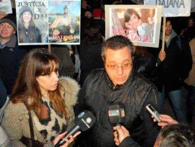 """Muerte de Daiana: """"Valerio es el principal culpable"""""""
