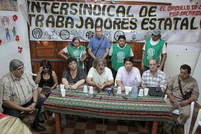 Sindicalistas piden ver los números del Gobierno