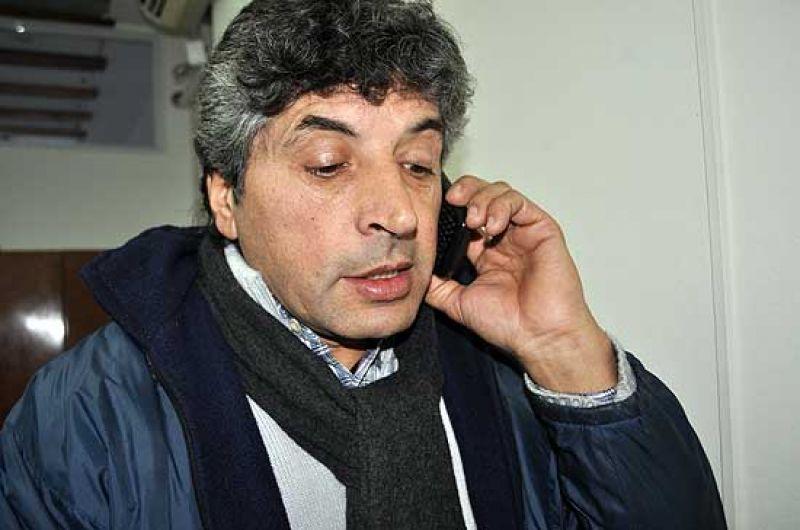 José Quintero se alejó de la conducción de UPCN