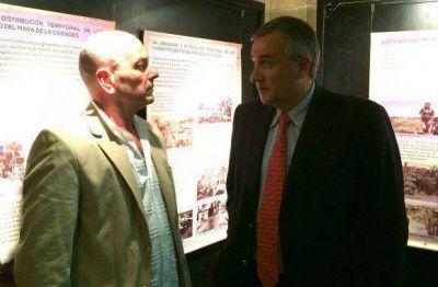 Guillén se reunió con Morales y se alineó con los radicales que apoyan a Sergio Massa