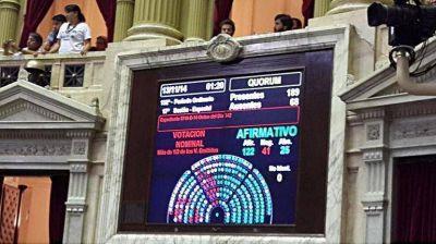 Media sanción para la creación del Día de la ldentidad Villera: quiénes votaron a favor