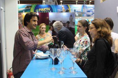 Argentina participó del Festival de Turismo de Gramado