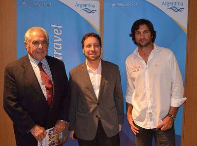 Presentación del Campeonato Argentino Abierto de Polo