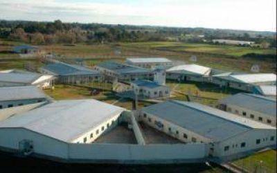 Tres presos intentaron fugarse de la cárcel de Campana