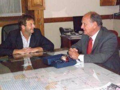 Rubén Daray ofreció una charla sobre Educación Vial
