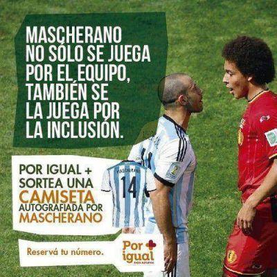 Mascherano se juega por la inclusión en Córdoba