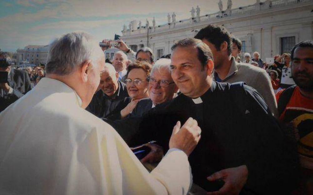 Cara a cara con el Papa Francisco