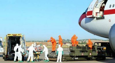 Realizar�n un simulacro de un caso sospechoso de �bola en el aeropuerto de Posadas