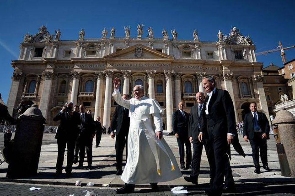 A pedido del papa Francisco, habrá duchas para los sin techo en San Pedro