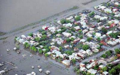 Inundación en La Plata: La provincia indemnizará a familiares de víctimas