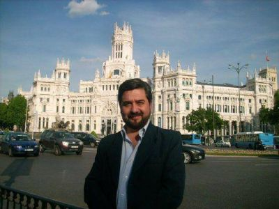"Alejandro Carranza: ""Una cosa es el Pro en capital y otra a nivel local"""