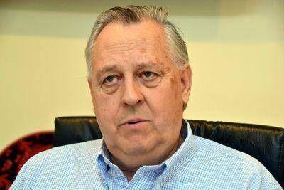 El flamante presidente de la Cooperativa de Obras, Luciano Badino no reconoció sus aspiraciones políticas.