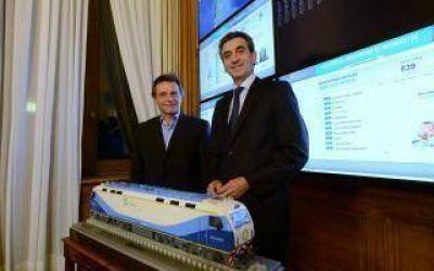 En diciembre se pondr�n en marcha los nuevos trenes Buenos Aires - Mar del Plata