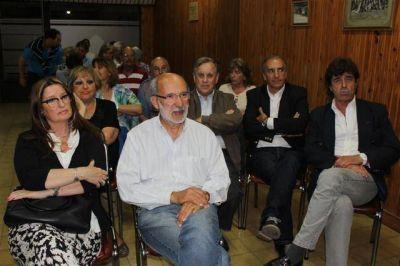 Asumieron nuevas autoridades en la UCR