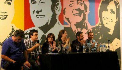El PJ porteño festejó el día de la Militancia de la JP
