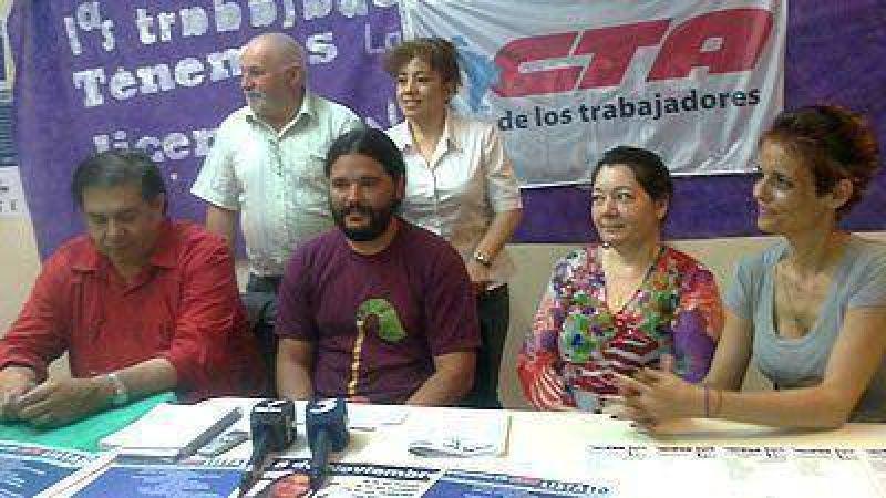 Más de 2500 madrynenses convocados a elecciones de la CTA