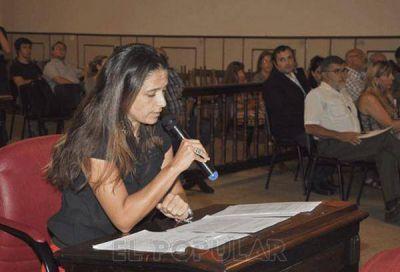La Flor, a la Florería: Gonzalo Bagú ya ganó una concejal