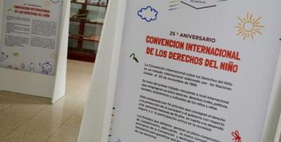 El Concejo Municipal presentó la Semana por los Derechos del Niño