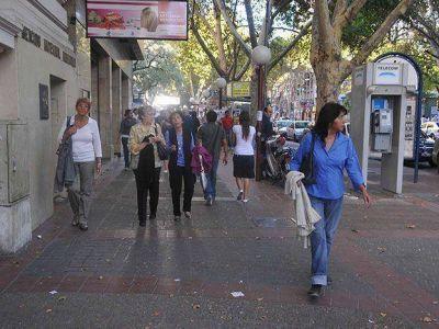 Indec: 5,8% de desocupados en Mendoza