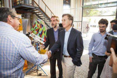 Macri quiere llevar el proyecto