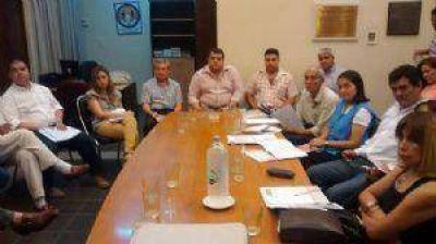 La Comisión Consultiva se reunió con los concejales