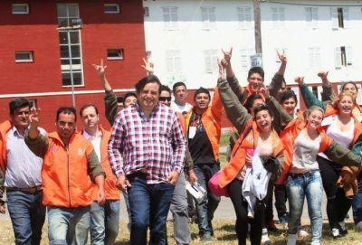 Mil ochocientos jóvenes deliberan en Chapadmalal en el Congreso de Guardianes Ambientales
