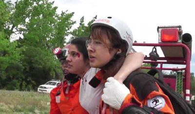 Cruz Roja entrenó a habitantes de San Rafael ante catástrofes naturales