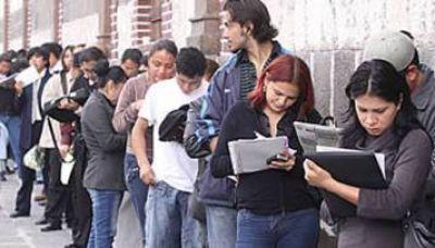 La desocupación subió a 7,5% en el tercer trimestre