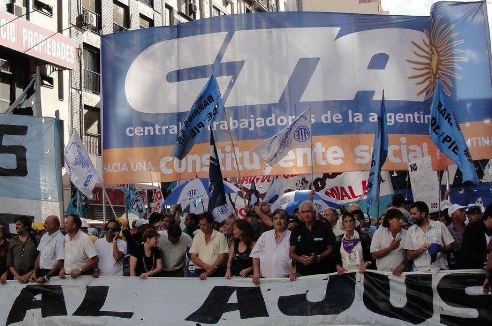 Luz y Fuerza Mar del Plata adhiere a la Jornada y Paro Nacional de la CTA