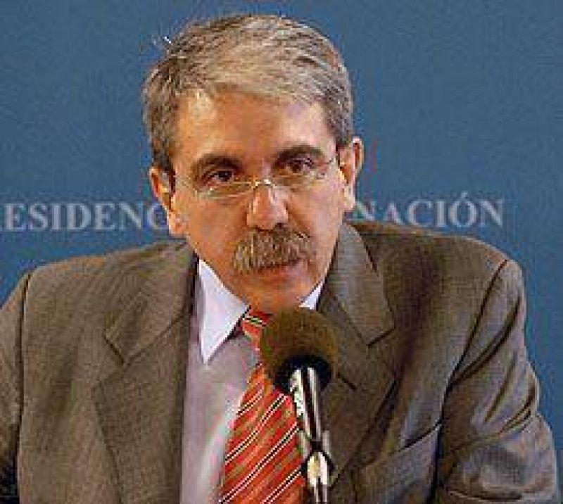 """Fern�ndez admiti� que desconoce """"el esquema"""" para implementar la convocatoria de Cristina al di�logo"""