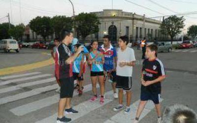 Llega la 12° Maratón Aniversario de Carlos Tejedor