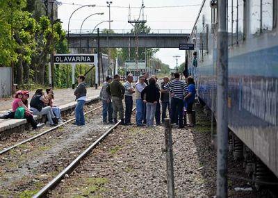 El Tren de Desarrollo Social y Sanitario ya está en Olavarría