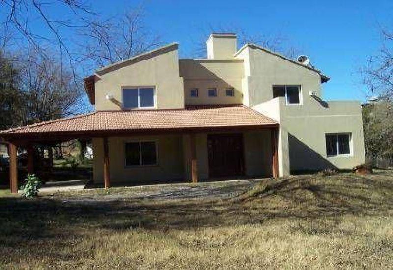 Jaime tiene cinco propiedades en un exclusivo country de Córdoba