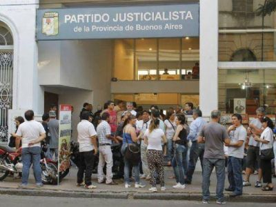 El PJ en La Plata celebró el día de la militancia