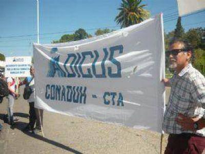 Adicus adhirió a la medida de CTA y habrá paro en la UNSJ este 20 de noviembre