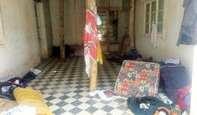 Detectan a 25 tucumanos hacinados y bajo un régimen de trabajo esclavo