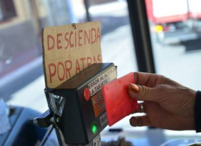 Transpuntano: a partir de mañana venderán la tarjeta precargada