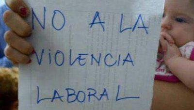 Trabajadoras del CdR del Chaco piden la renuncia del articulador Fabi�n R�os