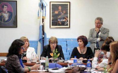 Teresa Parodi presentó el proyecto de Ley Federal de las Culturas