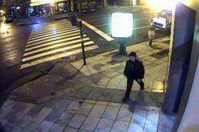 Una testigo dijo que Azcona fue a trabajar
