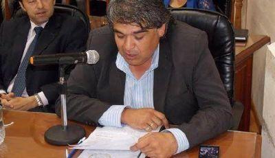 """""""Ningún concejal apoyó abiertamente la gestión de Raúl Jalil"""""""
