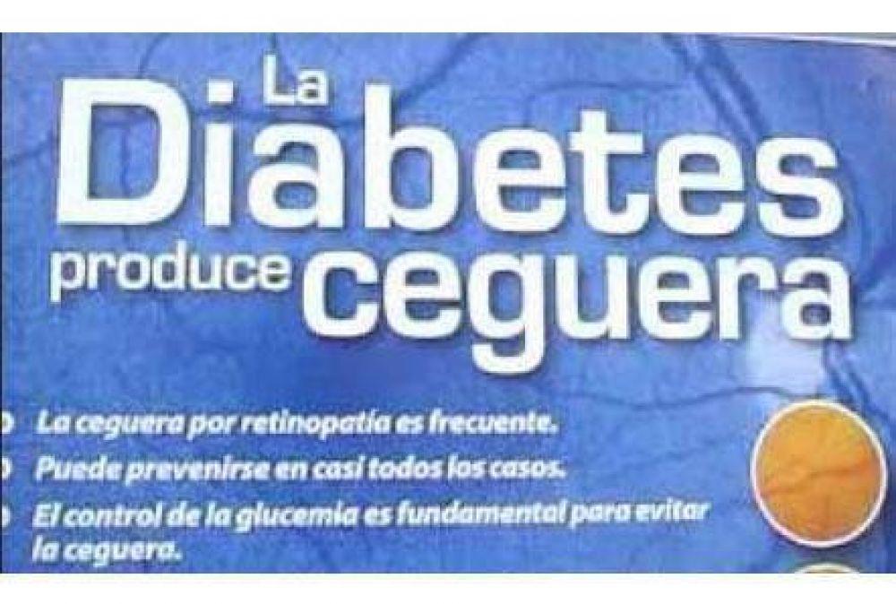 Realizan una jornada gratuita para prevenir la ceguera por diabetes