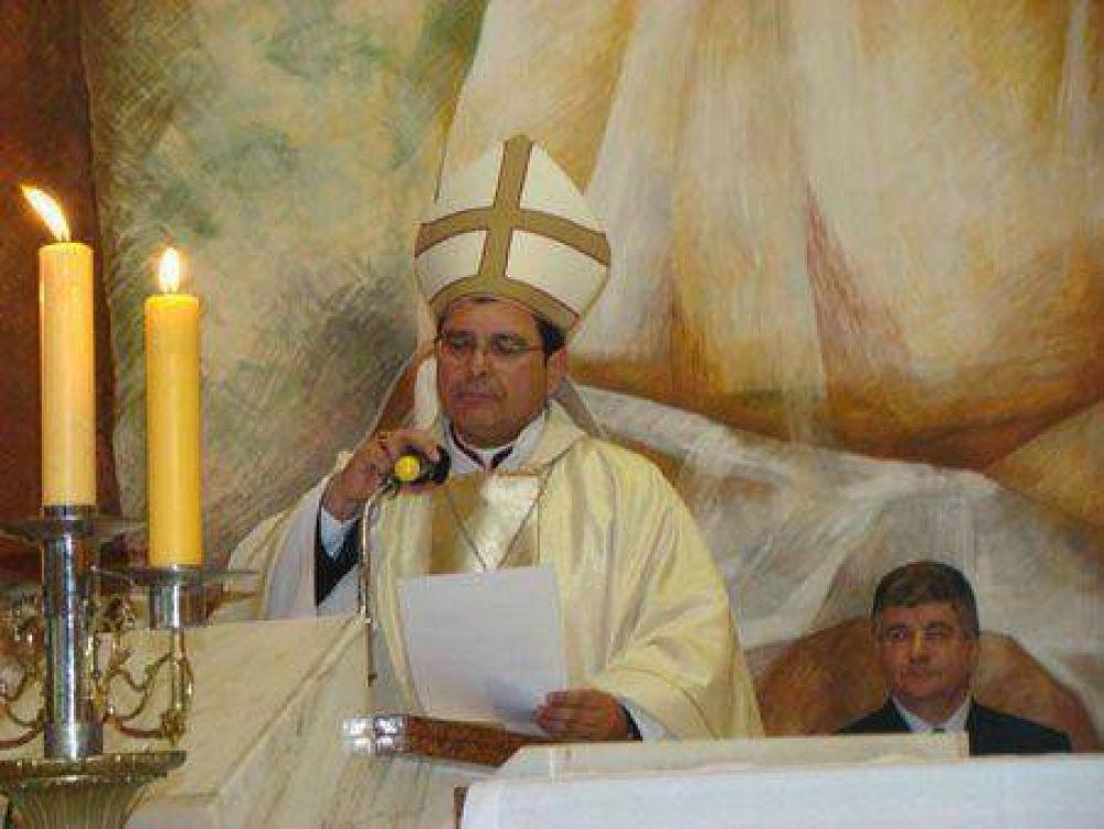 El Obispo de Quilmes organiza una misa contra la droga y el narcotráfico en el Cruce de Varela